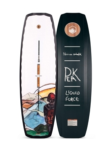 2020 LIQUID FORCE PEAK WAKEBOARD