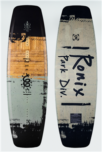 2020 Ronix Top Notch All Over Flex Park Wakeboard
