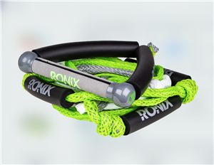 2020 Ronix Bungee Surf Rope 10 Handle Hide Grip 2