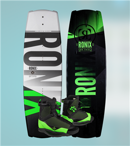 2020 Ronix Vault w District Wakeboard Package