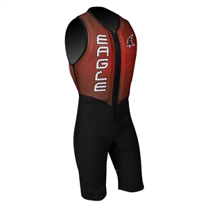 Eagle Mach 1 Jump Suit Red