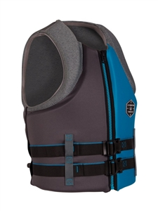 Liquid Force HINGE CGA Life Vest Blue/Grey 2021