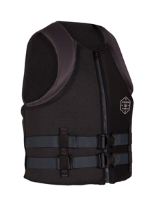 Liquid Force HINGE CGA Life Vest Black 2021