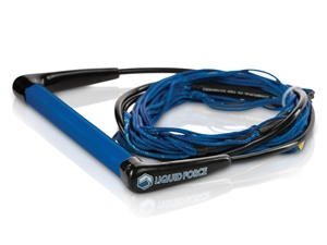 2020 LIQUID FORCE COMP Handle with Dyneema Blue