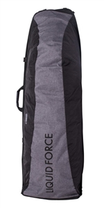 2021 LIQUID FORCE ROLL UP WHEELED BOARD BAG 165 C