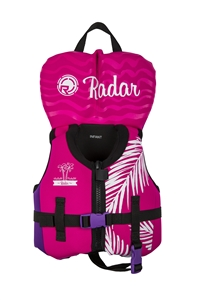 2021 Radar Girl s Toddler CGA Life Vest