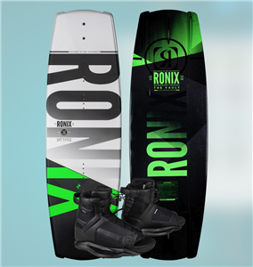 2021 Ronix Vault w Divide Wakeboard Package