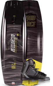 Liquid Force Classic Wakeboard and Index Bindings Package 2021