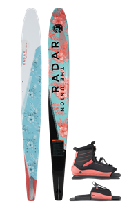 2021 Radar Women's Union w/ Lyric & Lyric ARTP Waterski Package