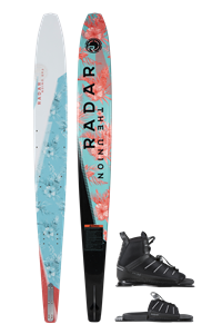 2021 Radar Women's Union w/ Prime & ARTP Waterski Package