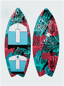 2021 Ronix Super Sonic Space Odyssey Fish Kid's Wakesurfer