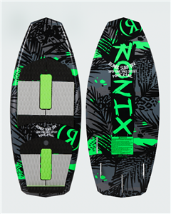 2021 Ronix Super Sonic Space Odyssey Powertail Kid's Wakesurfer