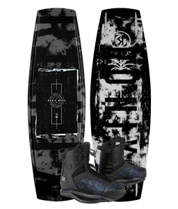 2021 Ronix Parks w/ Parks Wakeboard Package