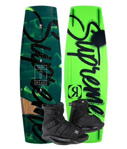 2021 Ronix Supreme w/ Anthem Wakeboard Package