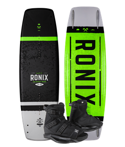 2021 Ronix District w/ Anthem Wakeboard Package