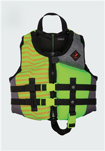 2021 Ronix Vision Boy's CGA Life Vest Child (30-50lbs)