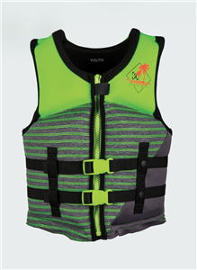 2021 Ronix Vision Boy's CGA Life Vest Youth (50-90lbs)