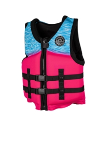 2021 Radar TRA Girl's CGA Life Vest Youth (50-90lbs)