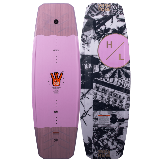 Hyperlite Wishbone Wakeboard 2021