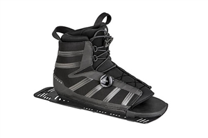 2019 Radar Vector BOA Boot  Carbon / Black  Rear Feather Frame