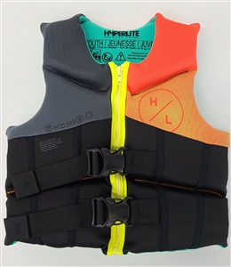 Hyperlite Boys Youth CGA Life Vest