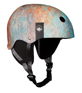 Liquid Force Flash Wakeboard Helmet - Rust