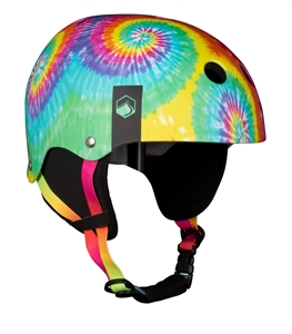 Liquid Force Flash Wakeboard Helmet - Woodstock