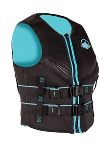 Liquid Force HINGE Classic Womens CGA Life Vest 2021