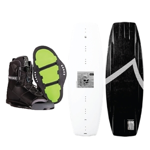 Liquid Force RDX Wakeboard and Transit Bindings Package 2021
