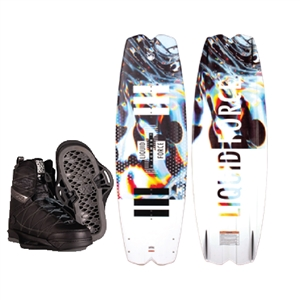 Liquid Force Remedy Wakeboard and Classic 6X Bindings Package 2021