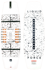 Liquid Force Rhythm Wakeboard 2021