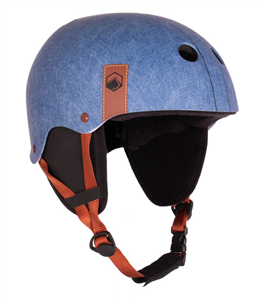 Liquid Force Flash Wakeboard Helmet - Blue Denim
