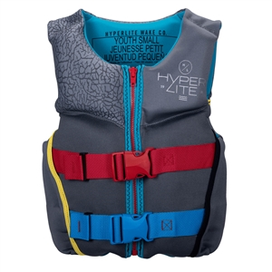 Hyperlite Boys Youth Indy - CGA Vest - Small 2021