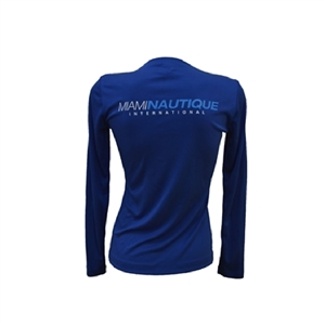 Miami Nautique International Women s SPF Shirt Co