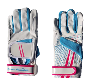 Miami Nautique Water Ski Thin Gloves Miami Vice I