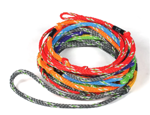 NEW Dlx 9.25m Optimized 2.0 Slide Loop Mainline (11 Section) Water Ski Slalom Rope