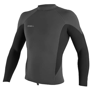 O Neill Hyperfreak 15MM LS Men s Wetsuit Top