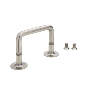 Reflex Stainless Steel Front Toe Bar