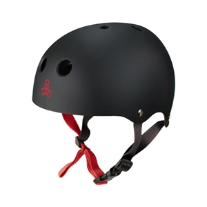 Triple8  Wakeboard Helmet - Black