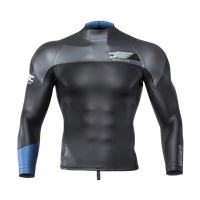 2021 Ho Sports Syndicate Dry-Flex Wetsuit Top